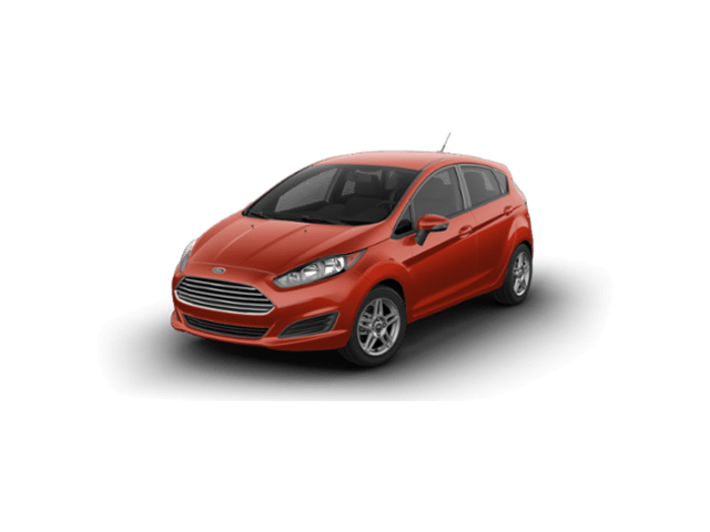 2019 Ford Fiesta SE Hatch sedan